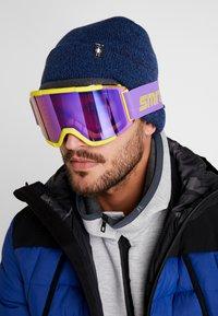 Smith Optics - SQUAD  - Ski goggles - yellow - 0