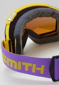 Smith Optics - SQUAD  - Ski goggles - yellow - 3
