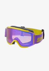 Smith Optics - SQUAD  - Ski goggles - yellow - 5
