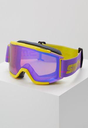 SQUAD  - Gogle narciarskie - yellow