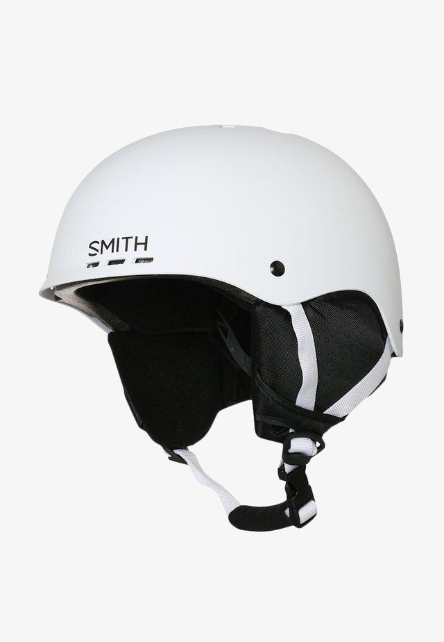 HOLT 2 - Helmet - matte white