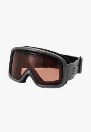 PROJECT - Masque de ski - charcoal/rosec