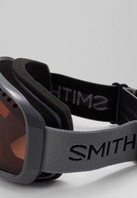 Smith Optics - PROJECT - Skidglasögon - charcoal/rosec - 2
