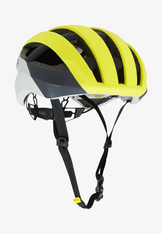 NETWORK MIPS - Helm - matte neon yellow viz