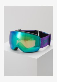 Smith Optics - SKYLINE XL - Ski goggles - jade block - 2