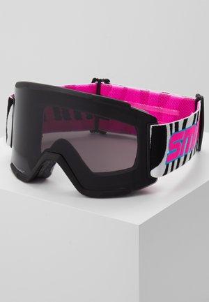 SQUAD XL - Masque de ski - get wild/sun black