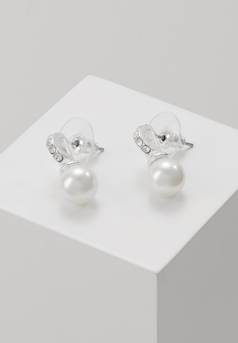 SNÖ of Sweden - Earrings - white