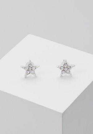 STAR SMALL EAR - Earrings - silver-coloured