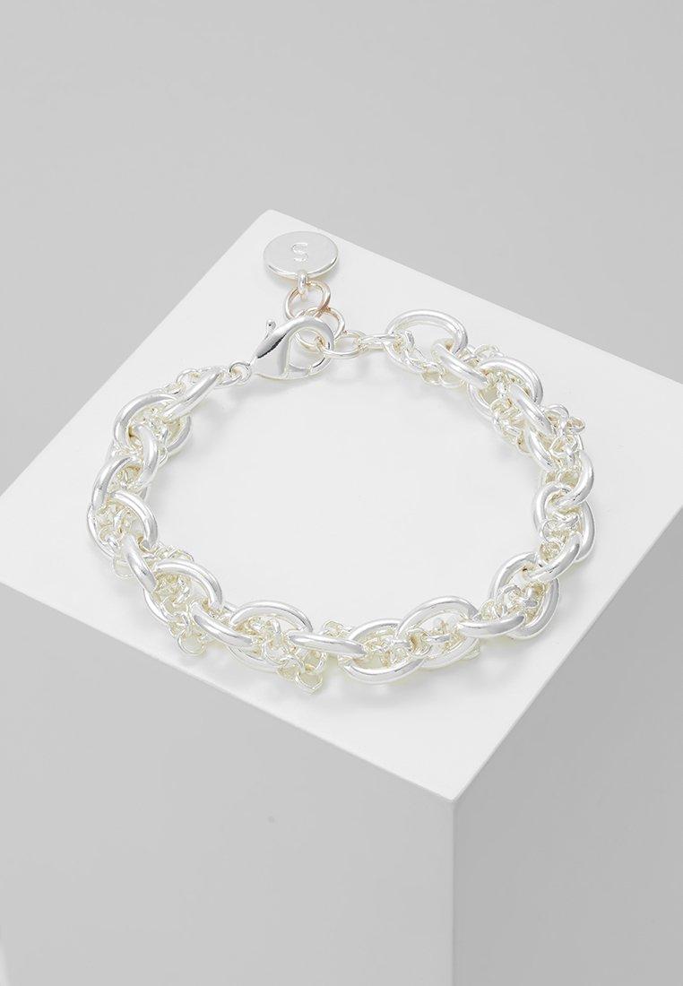 SNÖ of Sweden - SPIKE - Armband - silver-coloured