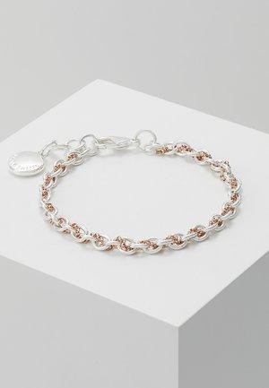 SPIKE SMALL BRACE - Bracelet - silver-coloured/roségold