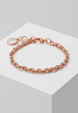 SPIKE SMALL BRACE - Bransoletka - plain roségold-coloured