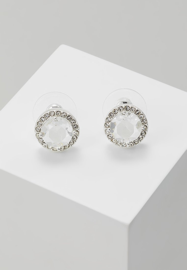 SNÖ of Sweden - LISSY EAR  - Earrings - clear/silver-coloured