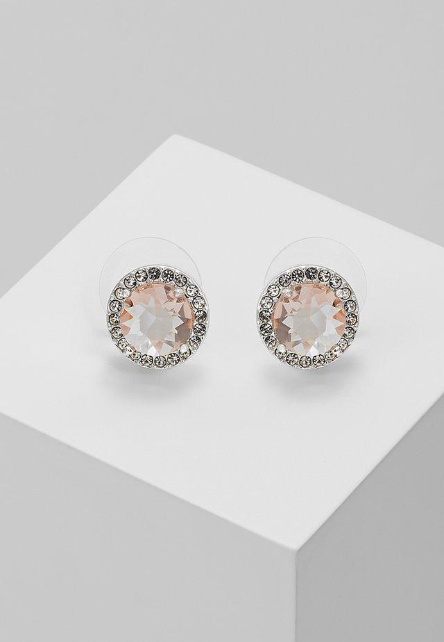LISSY EAR  - Earrings - silver-coloured/vintage rose