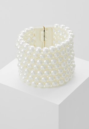MEGAN BRACE STRING - Armband - white