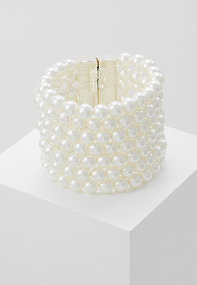 MEGAN BRACE STRING - Bracelet - white