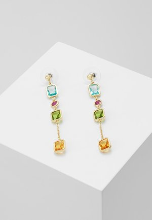 TWICE LONG EAR - Earrings - gold-coloured