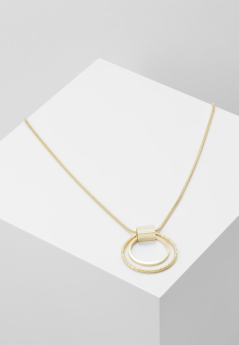 SNÖ of Sweden - CAPELLA PENDANT NECK - Necklace - gold-coloured