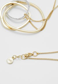 SNÖ of Sweden - HOUR PENDANT NECK - Necklace - gold-coloured/clear - 2