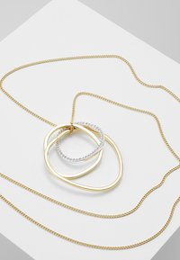 SNÖ of Sweden - HOUR PENDANT NECK - Necklace - gold-coloured/clear - 4