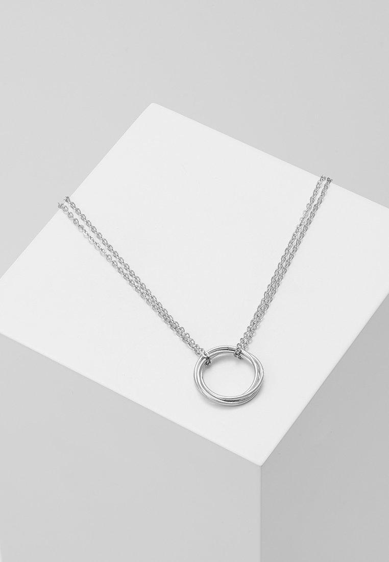 SNÖ of Sweden - MILA PENDANT NECK - Necklace - silver-coloured