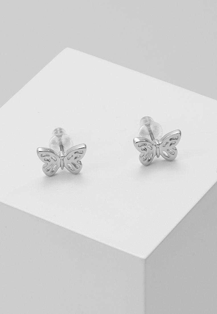 SNÖ of Sweden - MIRABELLE SMALL EAR - Øreringe - silver-coloured