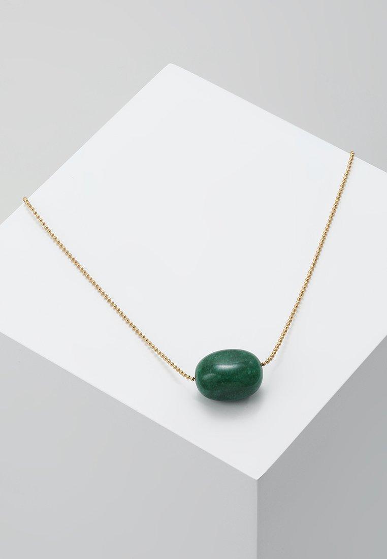 SNÖ of Sweden - RIMII PENDANT NECK - Necklace - green