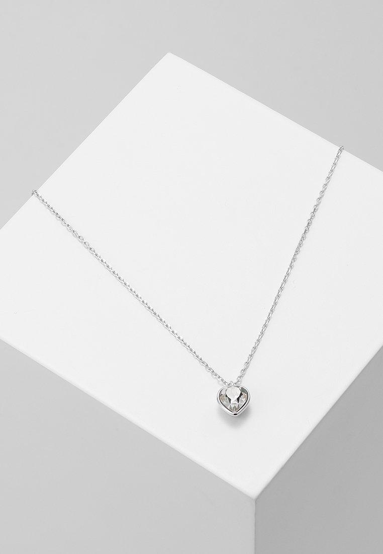 SNÖ of Sweden - MINI PENDANT NECK - Necklace - silver-coloured