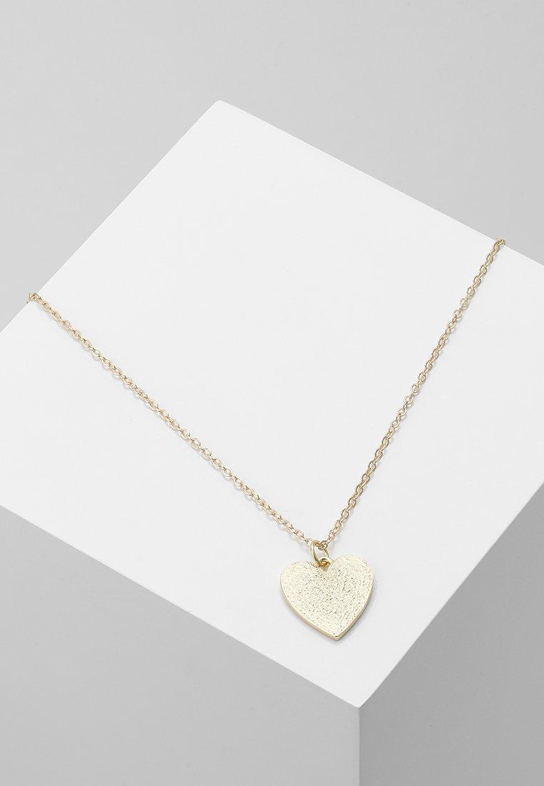 SNÖ of Sweden - PENDANT NECK PLAIN - Necklace - gold-coloured