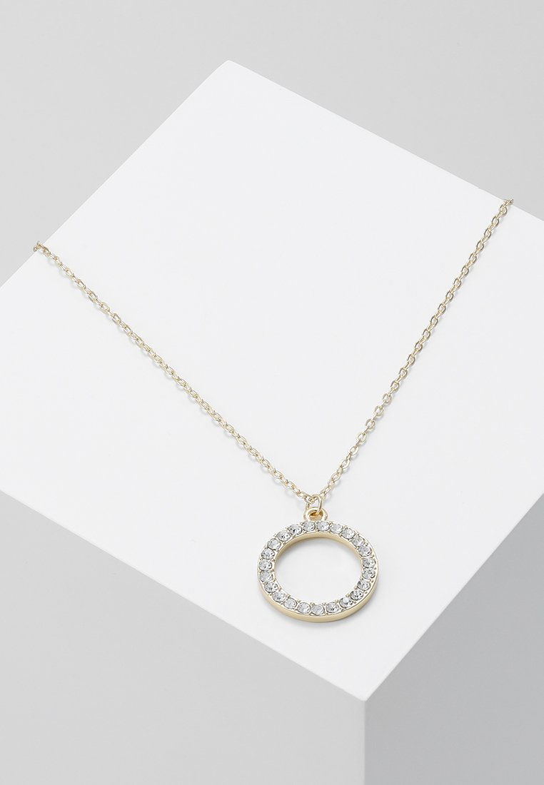 SNÖ of Sweden - JOSEPHINE PENDANT NECK - Necklace - gold-coloured/clear
