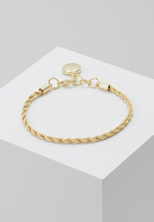 HEGE BRACE SINGLE - Pulsera - gold-coloured