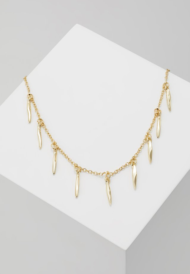 HYDE CHARM NECK  - Necklace - gold-coloured