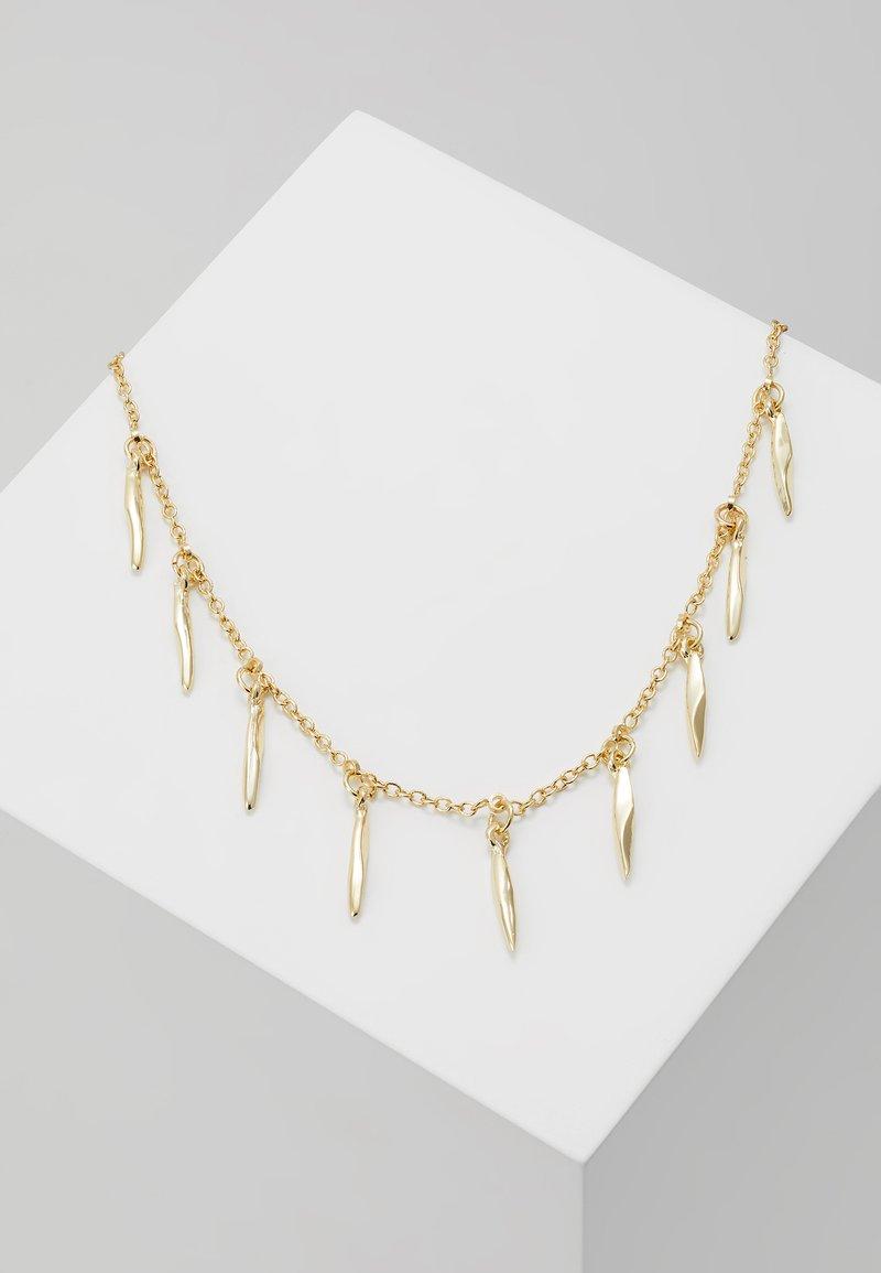 SNÖ of Sweden - HYDE CHARM NECK  - Collar - gold-coloured