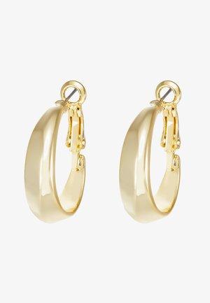 HYDE OVAL EAR  - Oorbellen - gold-coloured