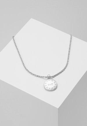 MADELEINE PENDANT NECK - Kaulakoru - silver-coloured