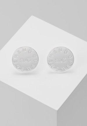 MADELEINE EAR PLAIN - Boucles d'oreilles - silver-coloured