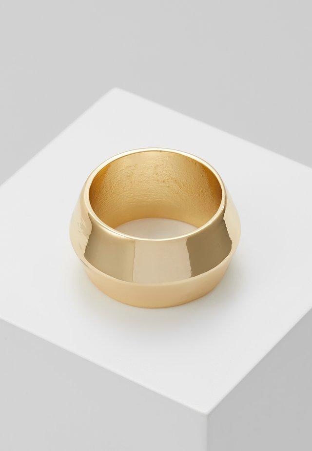 KIM - Pierścionek - gold-coloured