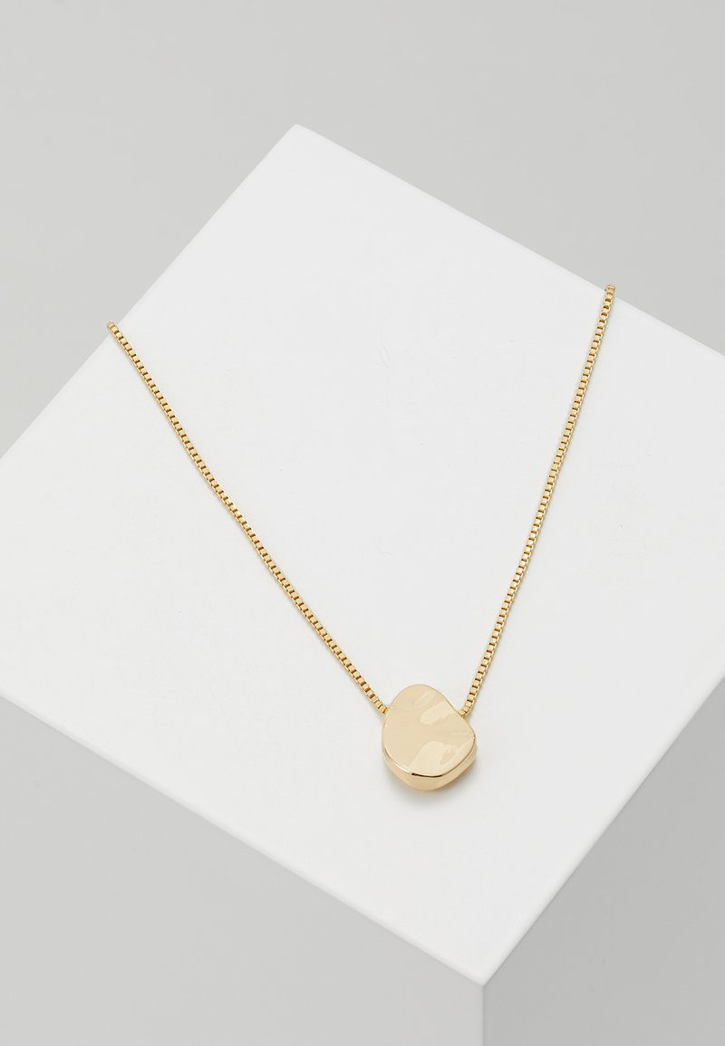 SNÖ of Sweden - SMALL NECK  - Necklace - gold-coloured