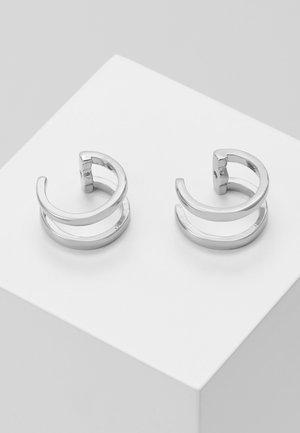 METTE CUFF EAR - Earrings - silver-coloured
