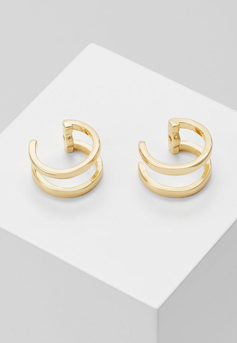 SNÖ of Sweden - METTE CUFF EAR - Náušnice - gold-coloured