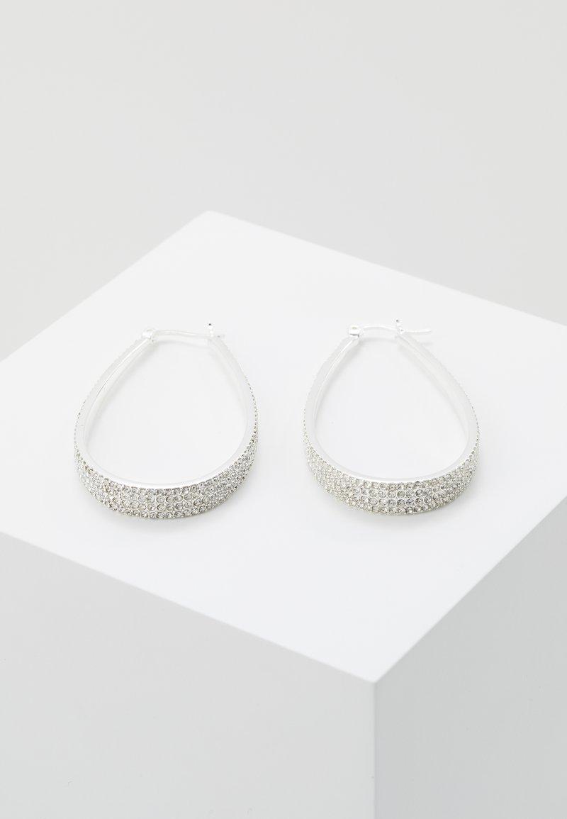 SNÖ of Sweden - CIEL OVAL EAR - Earrings - clear
