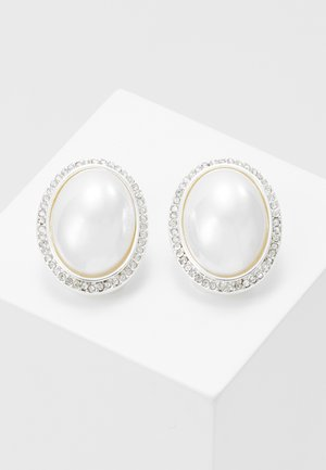 STREET BIG EAR - Boucles d'oreilles - white