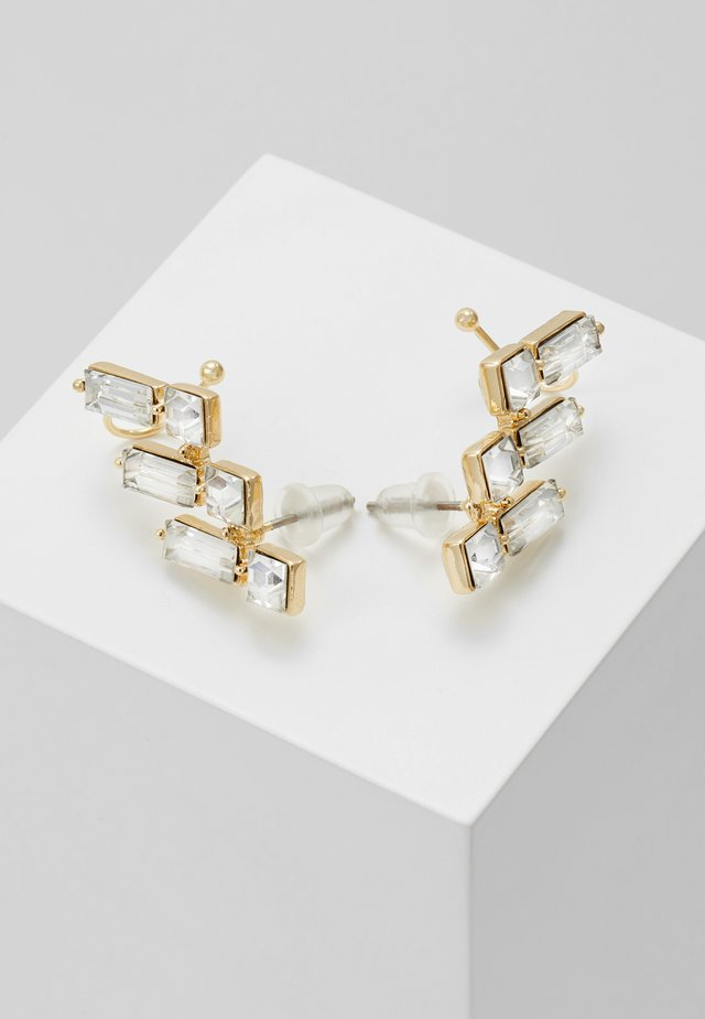 DISTRICT CUFF EAR - Earrings - clear