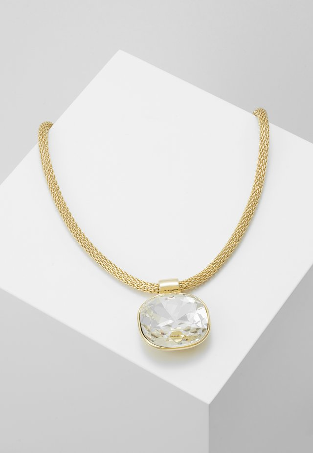NOCTURNE BIG PENDANT NECK - Necklace - gold-coloured