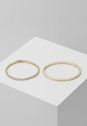 BRACE SET - Armband - gold-coloured