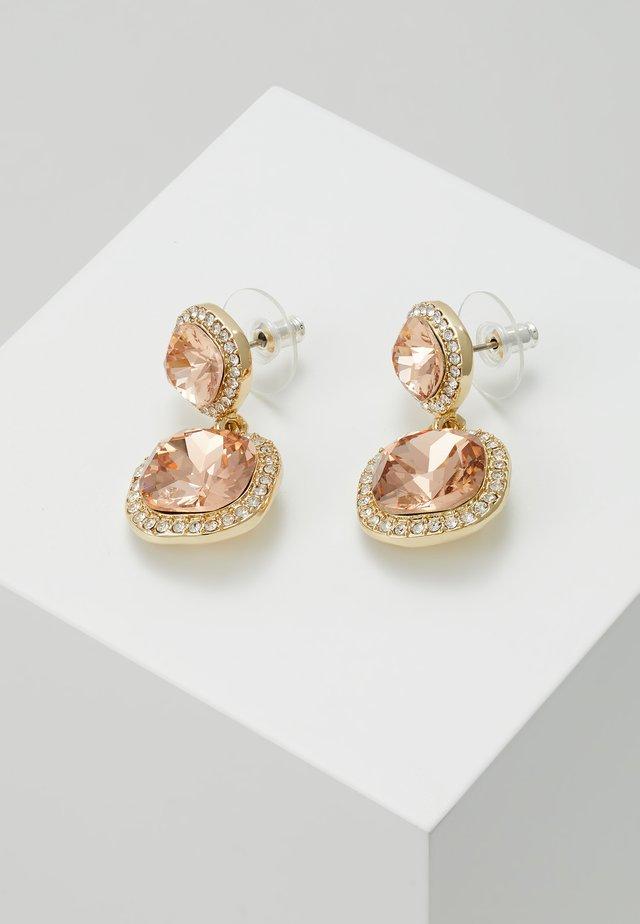 LYONNE PENDANT EAR  - Oorbellen - peach