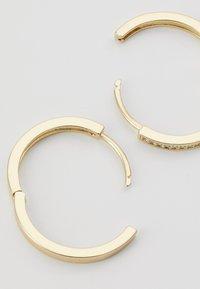 SNÖ of Sweden - LYNN EAR - Boucles d'oreilles - gold-coloured - 3