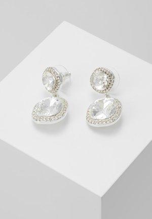 LYONNE PENDANT EAR  - Náušnice - silver-coloured