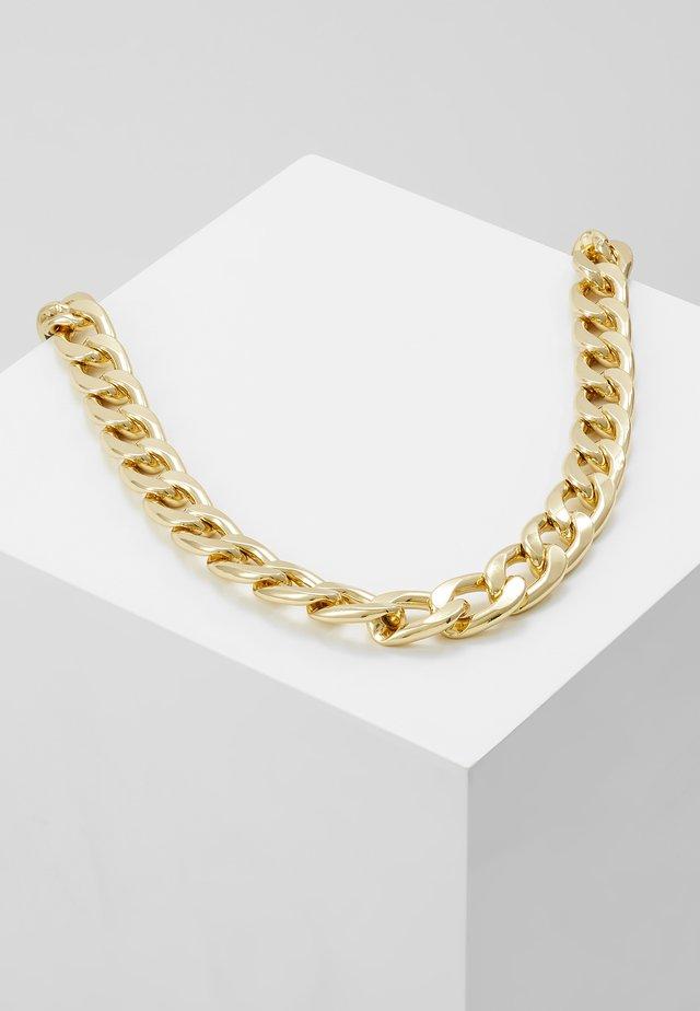 MARIO NECK - Halsband - gold-coloured