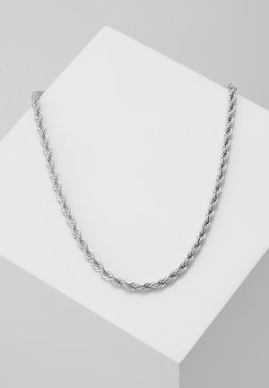 CHASE HEGE NECK - Ketting - silver-coloured