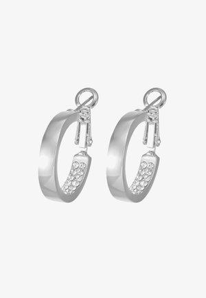 CASEY RING EAR  - Øredobber - silver-coloured